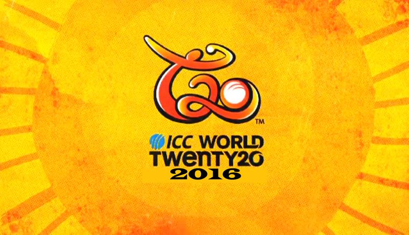 T20 World Cup 2016 Live Telecast